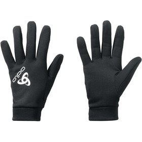 Odlo Stretchfleece Liner Warm Gants, black